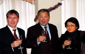 Атамбаев, Бакиев, Отунбаева