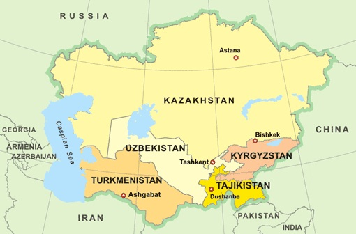 uzbekistan karta Dilsora Fozilova: Falling from the Global Scope: What Does  uzbekistan karta